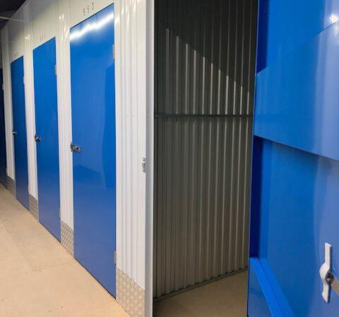 Merkson heeft uitgebreid met nieuwe opslagboxen